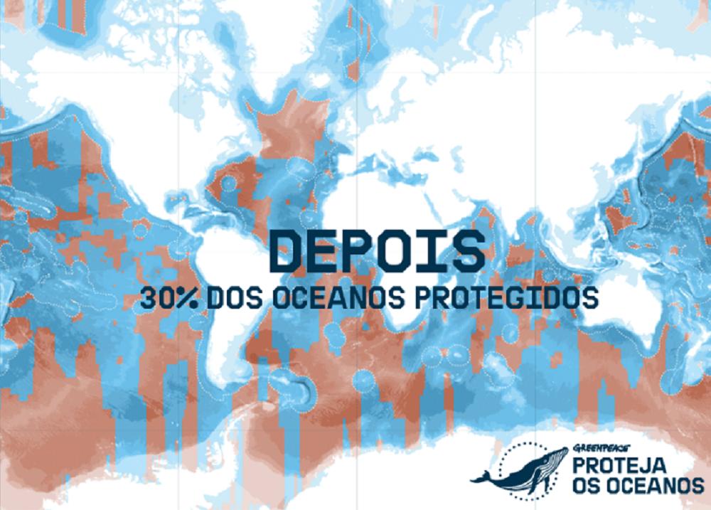 a criação dos Santuários Oceânicos