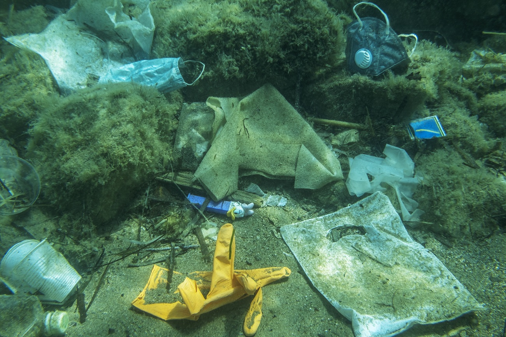 Lixo oculto: conheça mais sobre os aterros no fundo dos oceanos