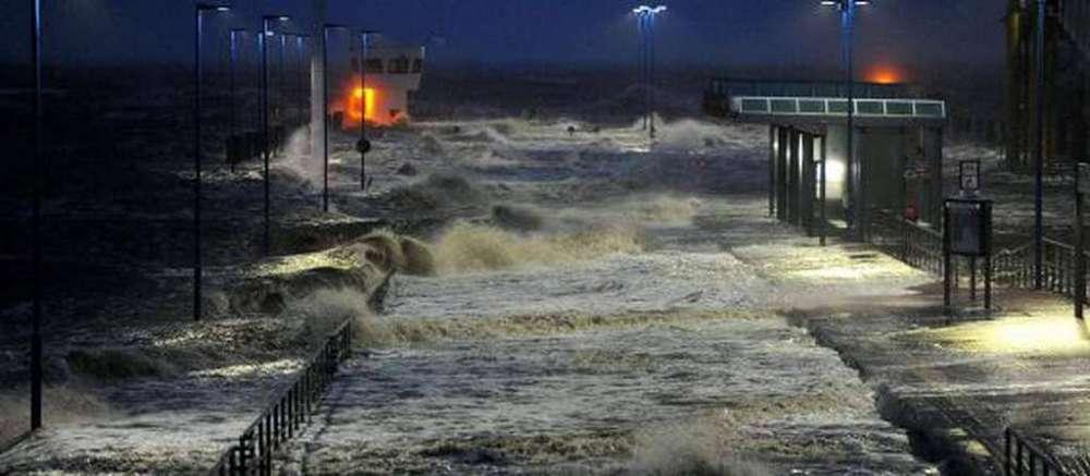 Conheça o estudo que projeta o aumento nas inundações costeiras