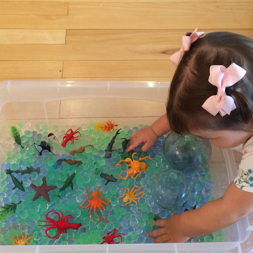 Maneiras de ensinar as crianças sobre a preservação dos oceanos e mares