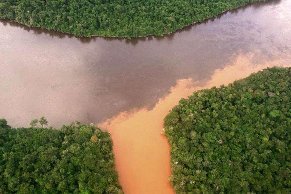 Rios são a maior fonte global de mercúrio nos oceanos, segundo estudo