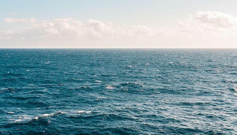 superfície do oceano