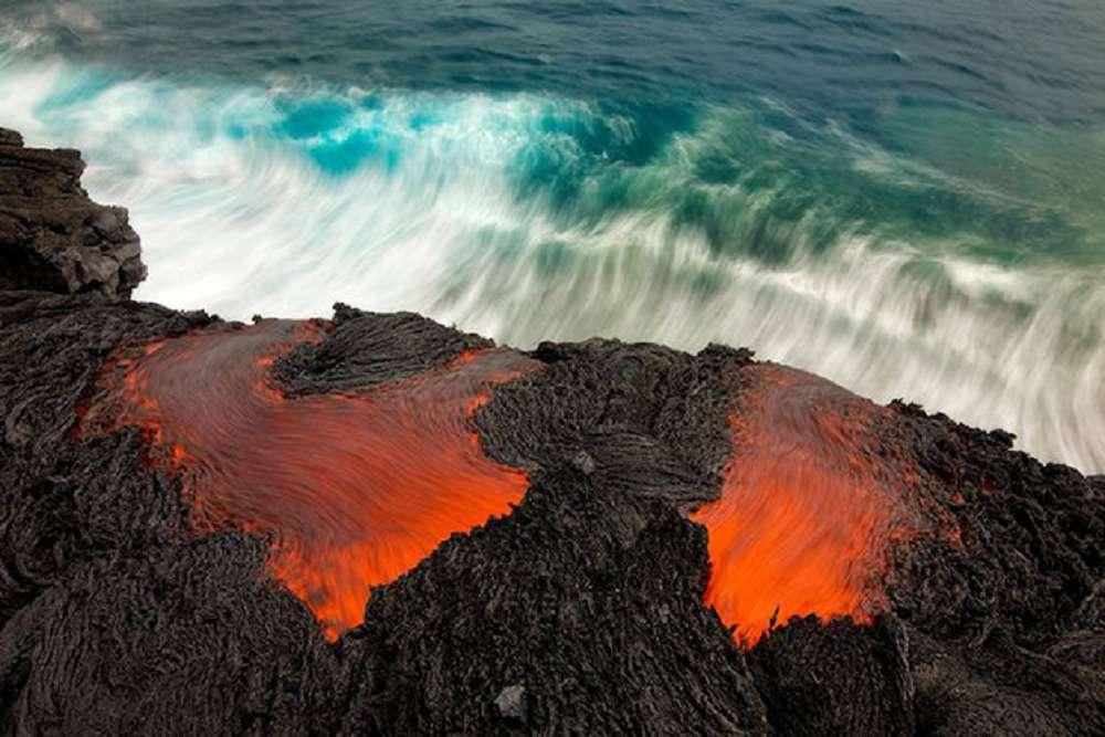 Vulcões fertilizam e regeneram a vida do oceano, segundo estudo